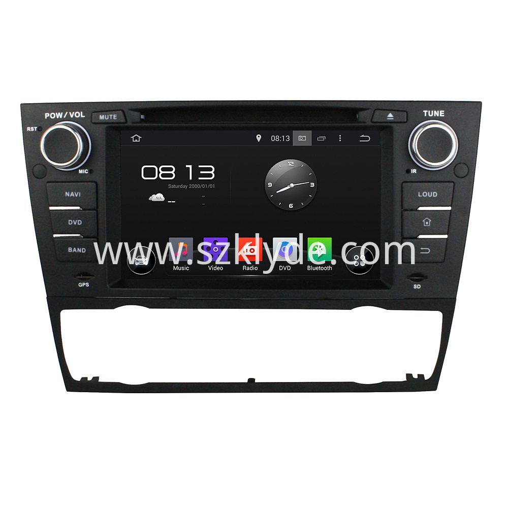 Android 7 1 1 Din Car Multimedia Auto For Bmw E90
