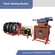 Machine de soudure hydraulique en plastique de tuyau de 63-160mm de HONGLI