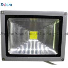 20W luz de inundación impermeable modificada para requisitos particulares del LED