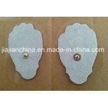Almohadillas de electrodos con forma de mano