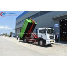 Veículos de eliminação de resíduos DFAC 10Tons de fábrica