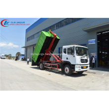 Factory Outlet DFAC 10Tons Waste Disposal Vehicles