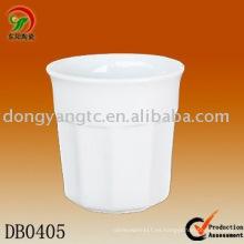 Taza de té de porcelana al por mayor directa de fábrica