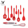 10PC Silicone Cooking Utensil Set