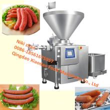 Machine de remplissage à la saucisse sous vide / Saucisse