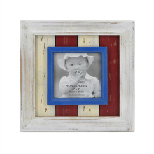 New Wooden Distressed Frame for Home Decoration