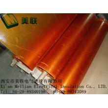 Preimpregnado laminado de alta presión de poliamida