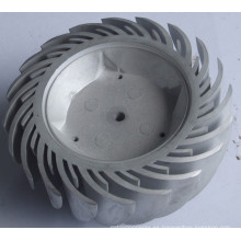 Disipador de calor para la luz del LED