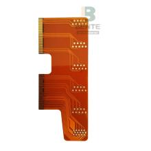 Industriell styrning Flexibel PCB 2-lager Golden Finger
