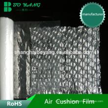 fábrica venda LDPE material almofada de ar compacta