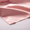 High Quality Hotel Home Bedding Linen Supplier 100% Cotton60s Plain pink Bedding Set