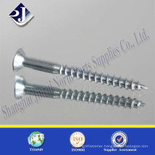wood screw BZP