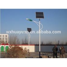 Solar energy light pole