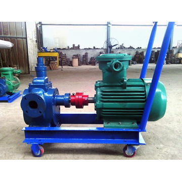 YCB series arc circular heavy oil gear pump