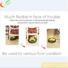 Robot Cleaner Wet and Dry Vacuum Cleaner for Blanket
