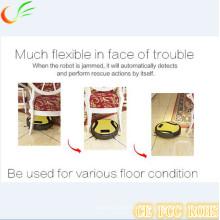 Robot Cleaner aspirador molhado e seco para cobertores