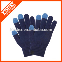Fashion smart custom texting gloves