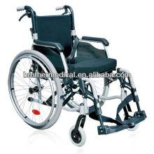 Funcional cadeira de rodas de alumínio com CE