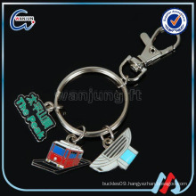 promotion souvenir gift of london bus keychain