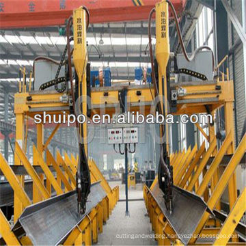 Boat Welding Machine / H Beam Assembly Line/welding service