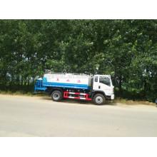 Sinotruk HOWO volante a la derecha Camión de agua / camión de riego / camión de transporte acuático / camión de pulverización de agua / camión de riego por agua