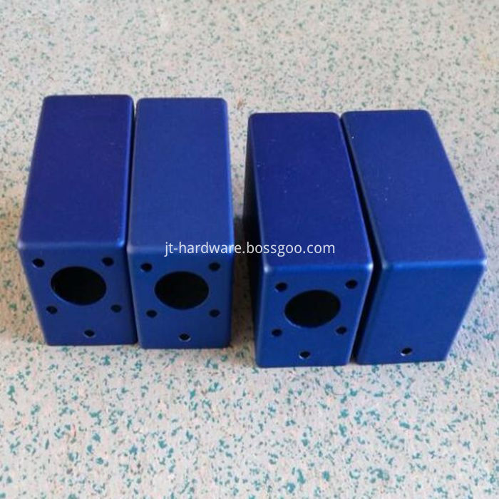 High Precision Aluminum Stamping Parts 2