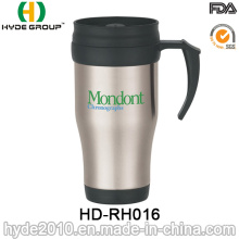 Double Wall Stainless Steel Thermo Auto Mug