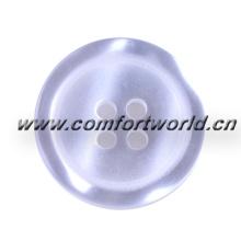 White 4 Holes Resin Button(C02-0034)