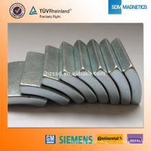 Profissional personalizado N35-N52 Neodymium Industrial Magnet venda