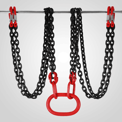 G80 two legs lifting Chain sling
