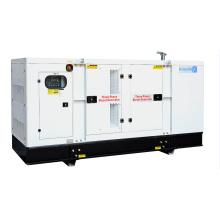 Guangzhou 100kVA / 80kw Diesel Genset insonorizada 3/1 fase ATS Lovol (perkins) Engine Generator