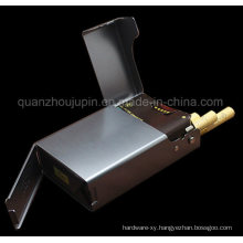OEM Logo Metal Cigarette Box Holder Case for Promotion