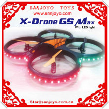 H09NL 2.4G RC 6-axis aerocraft 4channel toy with LED light