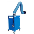 Portable welding fume extractor