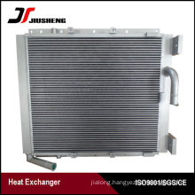 China Aluminum Universal Oil Heat Exchanger