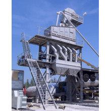 120t/H Mobile Asphalt Mixing Plant
