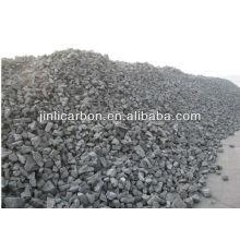 harter Koks für die Stahlherstellung