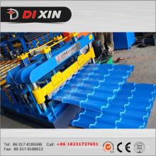 Formação de rolo de telha Glazed Dx 1100