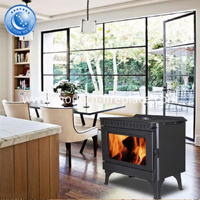 150mm Chimney Hot Sell Steel Plate Fireplace