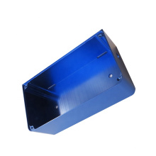 Custom high precision and lower price CNC machining aluminum box