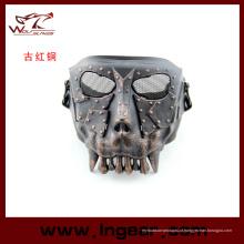 Máscara de Airsoft do DC-02 facial máscara máscara de combate militar
