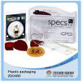 Großhandelsplastikbehälter freier harter PVC-Soap-Plastikverpackenkasten