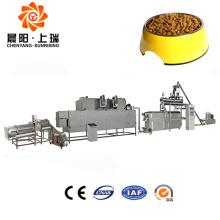 Machines de nourriture pour animaux de compagnie d'extrudeuse de machine d'aliments pour chiens humides