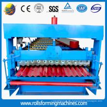 750-Stahl-Wellpappe Roll Formmaschine