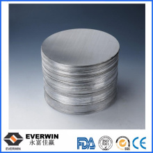 Círculo / disco de alumínio do desenho profundo material do centímetro cúbico