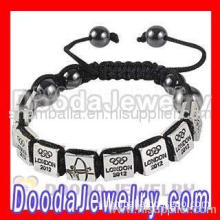 Wholesale 2012 Olympics Bracelet With 2012 Olympics Archery Bead