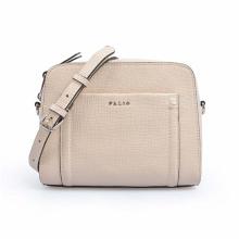 Saffiano Leather Womens Purse Medium Crossbody Bag