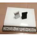 Metal Z Shaped Earring Display Stand Wholesale (ES-ZW ES-ZB)