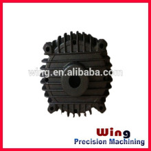china customized die casting motorcycle spare parts CF moto