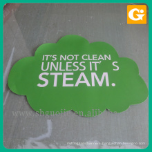 Printed Round Stickers, Print Bus Sticker, Advertising Vinyl Sticker